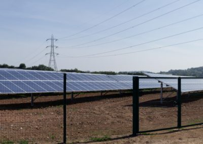 Field-Scale Solar Energy, Wiltshire