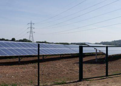 Field-Scale Solar Energy, Wiltshire