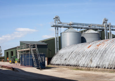 Anaerobic Digestion Scheme, West Sussex